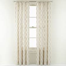 Orange Patterned Curtains Would 13 Foot Patterned Curtains Be Too Much