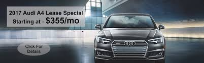 audi a4 lease specials audi specials in mohegan lake audi audi dealer serving