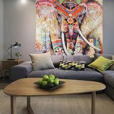 amazon com jiamingyang popular indian wall hanging elephant
