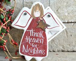 thank you gift salt dough ornaments etsy your place to