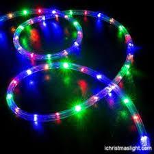 Outdoor Led Rope Lighting 120v Cbconcept Rgb Green Blue Color Changing 110v 120v 4 Wire 3