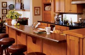 Eat In Kitchen Island White Kitchen Island With Glossy Design And Eat In Table