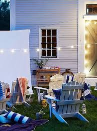Stringing Lights In Backyard by Everything You Need To Know About Outdoor Lighting