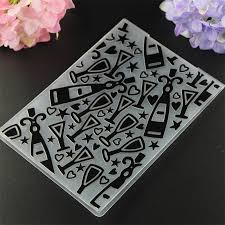 Embossing Templates Card Making - folder embossing picture more detailed picture about diy