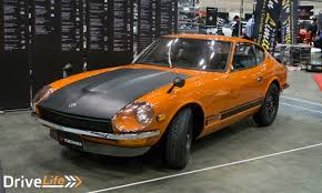 custom nissan 240z 2017 nostalgic 2day classic car show weekend of jdm history