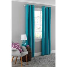 Eclipse Grommet Blackout Curtains Energy Efficient U0026 Blackout Curtains Walmart Com