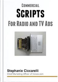 tv commercial script template commercial scripts for radio and television advertising voices