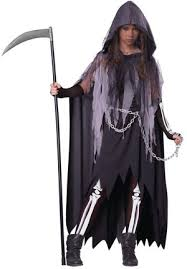 scary costumes miss reaper scary kids costume mr costumes