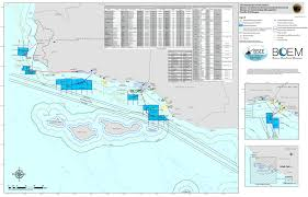 pacific region map pacific region operations map bureau of safety and environmental