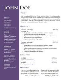 Free Resume Templates Doc Download Resume Templates Doc Haadyaooverbayresort Com