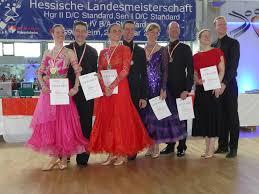Sgk Bad Homburg Delia U0026 Michael Degen Hessische Vizemeister Im Standardtanz