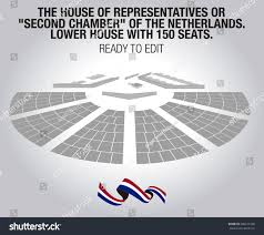 house of reps seating plan house representatives second chamber netherlands lower stock