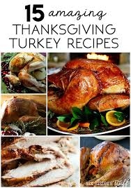 15 delicious thanksgiving turkey recipes six stuff