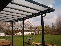 Patio Roof Designs Corrugated Metal Patio Roof Designs
