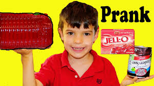 food prank prank jello sauce pie thanksgiving prank spicy