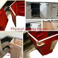 Hinge For Kitchen Cabinet Doors 135 Degree Corner Folded Cabinet Door Hinges Kitchen Bathroom