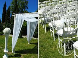 location arche mariage location arche houppa pour cérémonie de mariage joli jour