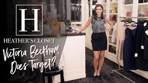 victoria beckham does target new giveaway youtube