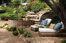 Rustic Landscaping Ideas by 156 Best Tub Love Images On Pinterest Gardening Backyard