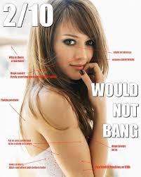 Big Boobs Meme - 4chan would not bang meme is a body snarking satire fail