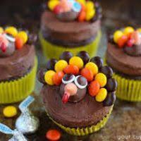 easy cupcake decorating ideas thanksgiving divascuisine
