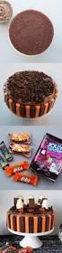 Chocolate Halloween Cake by Halloween Graveyard Cake I Heart Nap Time