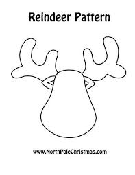 Free Felt Christmas Decoration Templates