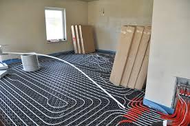 Bodenheizung Schlafzimmer Fußbodenheizung U2013 Haus Im Selbstbau