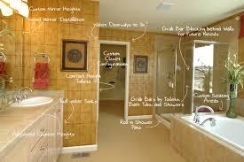 universal design bathroom different ways you could universally design a bathroom it would be