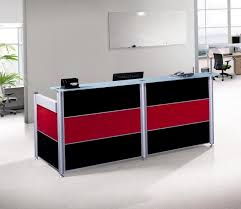 Spa Reception Desk Used Reception Desk Los Angeles Home Design Ideas