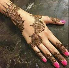 easy latest mehndi design for hands simple mehndi design with