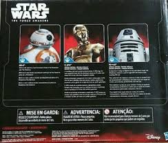 target black friday bb8 target exclusive droid 3 pack bb 8 c 3po and r0 4lo future of
