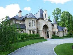 French Chateau Style Homes 14 5 Million French Chateau In Alpine New Jersey Mansions