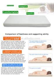 foam crib mattress topper how to make a foam mattress softer best mattress decoration