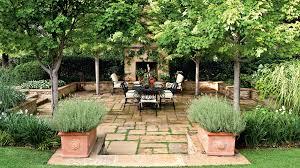Backyard Designs Step Into An Oasis Southern Living - Backyard oasis designs
