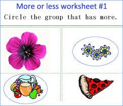 biggest and smallest worksheets kindergarten measurement