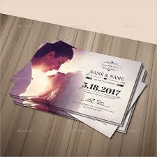 wedding postcard template 21 free psd vector eps ai format
