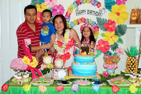 luau party kara s party ideas luau party with lots of really ideas via