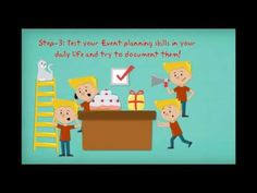 How To Become An Event Planner How To Become An Event Planner Part 3 Animated Youtube How To