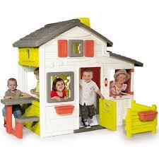 casetta giardino chicco casetta amici friends house smoby giocattolo eurekakids