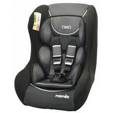 siege auto 1 2 siège auto baby fox trio confort groupe 0 1 2 couleur unique