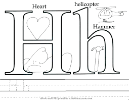 coloring pages with letter h letter l coloring pages print kids coloring letter e coloring page