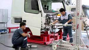 volvo truck dealer volvo group thailand head quarter and bangna dealer youtube