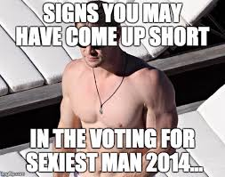 Waiting Meme - meme d from the headlines sexiest man alive the interrobang