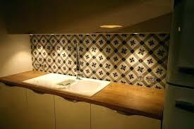 credence cuisine imitation credence imitation carreaux de ciment cracdence de cuisine carreaux