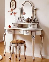 small dressing table with mirror and stool home design trends 2017