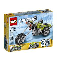 lego honda element amazon com lego creator 31018 highway cruiser toys u0026 games