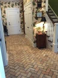 Brick Floor Kitchen by Brick Flooring Pavers For Kitchen Floors Portstone Living Room