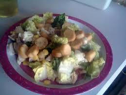 cuisine du soir recette de salade du soir par notre amour de cuisine