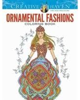 deal alert ornamental animals coloring books easy edition